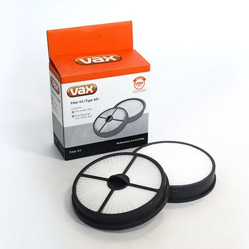Vax Filter Kit (Type 60)