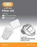Vax Filter Kit (Type 8)
