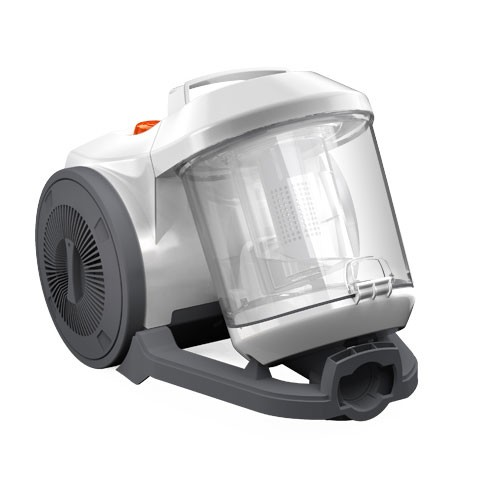 Vax White Cylinder Vacuum Cleaner