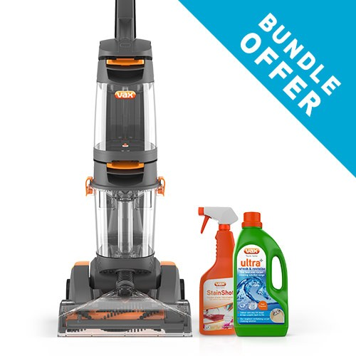 VAX Dual Power Carpet Cleaner