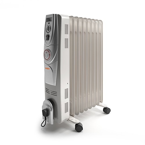 Vax PowerHeat 2000w Oil Filled Radiator