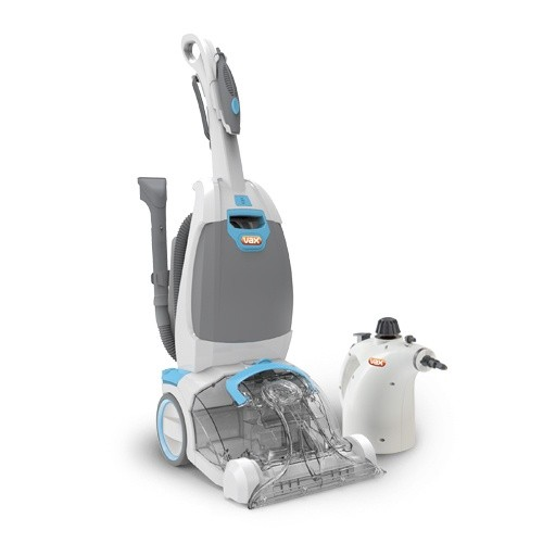 Vax Rapide Ultimate Carpet Cleaner with FREE Grime Master Steamer