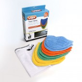 VAX Total Home Velcro Microfibre Cleaning Pads (Type 1)