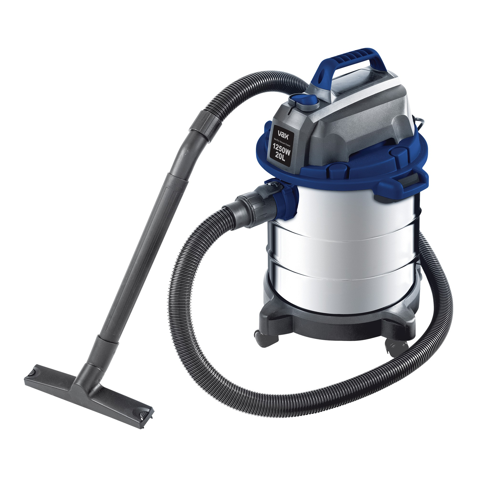 Vax Wet and Dry Vacuum Cleaner (Blue)