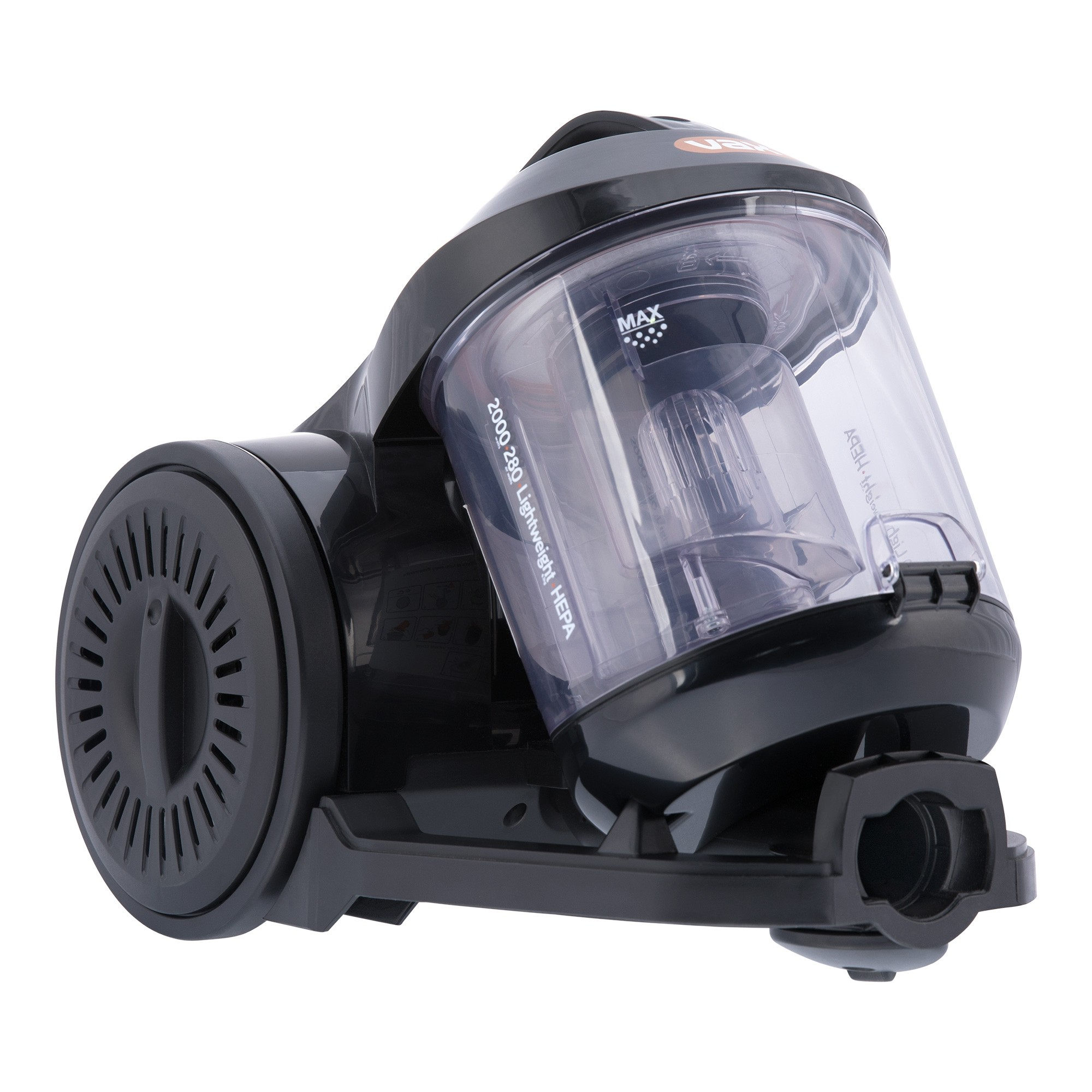 Vax Black Edition Barrel Vacuum Cleaner