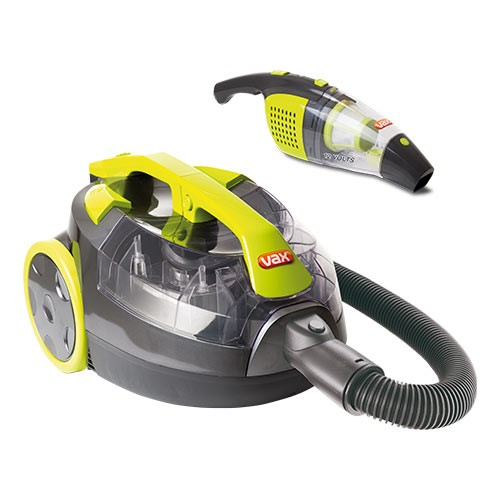 Vax Centrix 3 Barrel Vacuum Cleaner