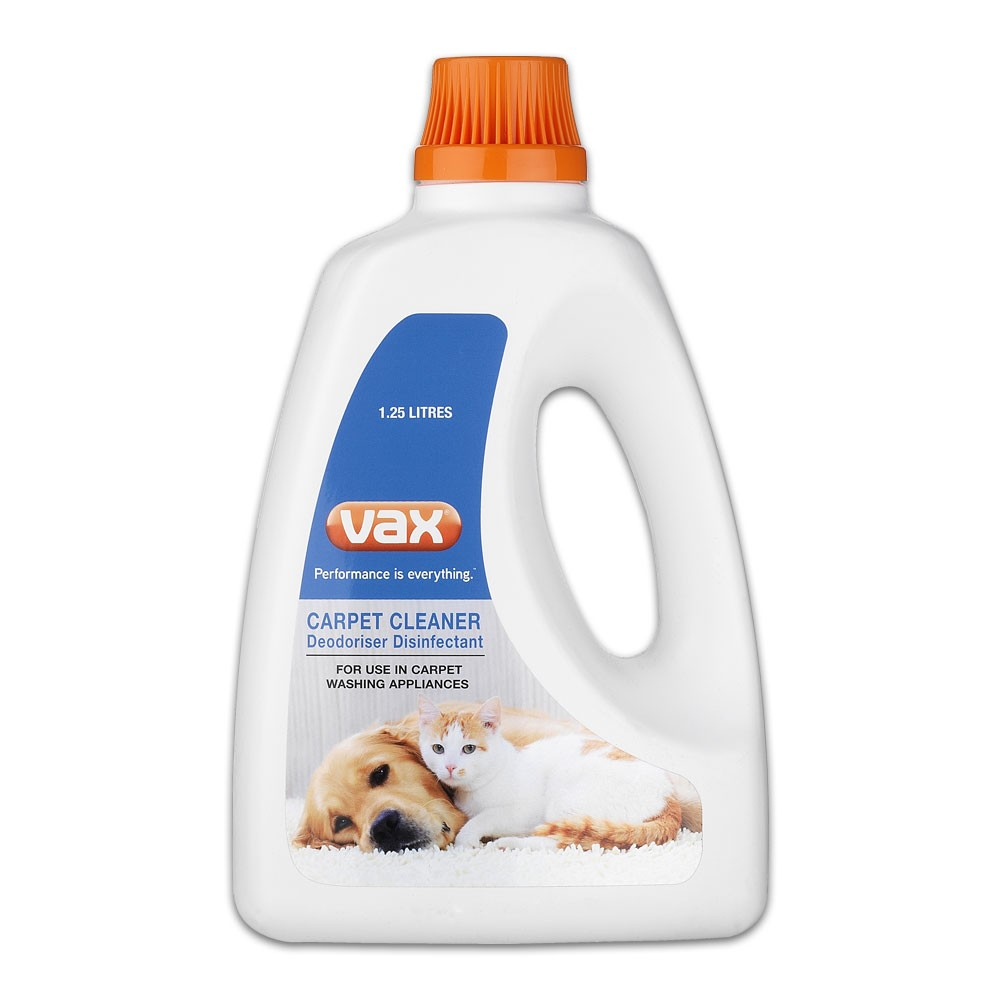 Vax Carpet Cleaning Solution