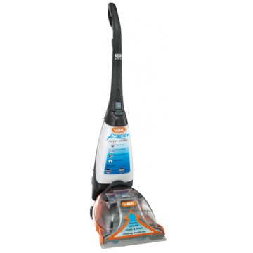 how to use vax carpet cleaner rapide